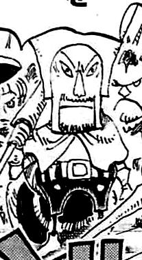 Pellini in the manga