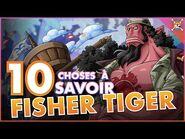 Raftel Hill Fisher Tiger