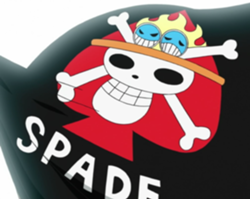 250px-Spade Pirates' Jolly Roger.png