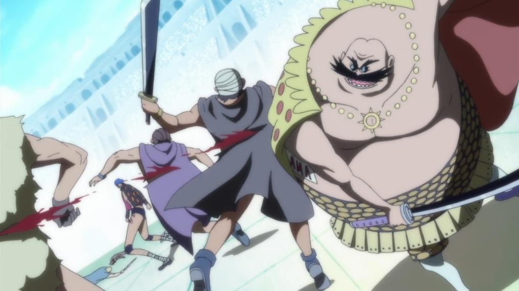 Dagama vs. Gladiadores