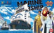 GSC caja Marine Warship