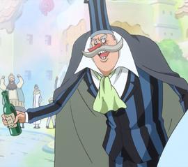 Гиберсон в аниме