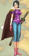 Tashigi After Timeskip Pirate Warriors 3