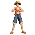 Luffy pre PW3.png