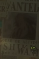 Shiki Wanted Poster