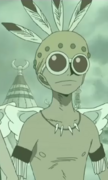 Kamakiri As a Child