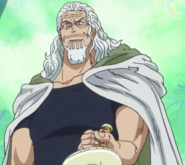 Rayleigh's Return to Sabaody Arc Second Outfit
