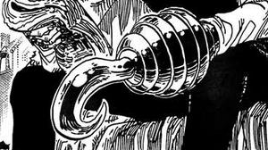Crochet de Crocodile Manga Infobox.png