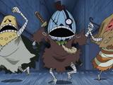 Gyoro, Nin, dan Bao