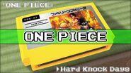 Hard Knock Days ONE PIECE 8bit