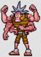 Hatchan One Piece GBA