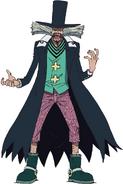 Hiriluk Anime Concept Art