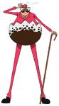 塔馬哥男爵 動畫人物形象設計