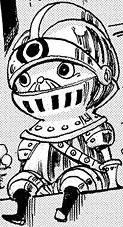 Macro (Automaton) in the manga