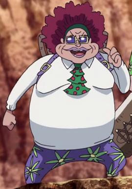 Drophy en el anime