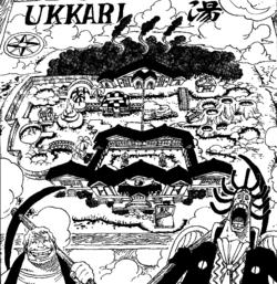 Ilha Ukkari Hot-Spring