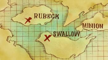 Остров Рубек