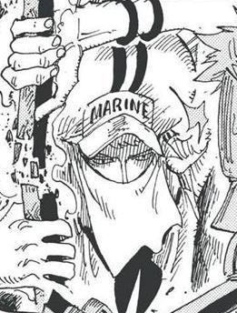 Shu in the manga