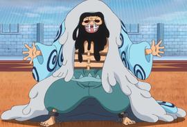 Trebol in the anime
