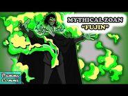 KEKUATAN BUAH IBLIS MONKEY D DRAGON ADALAH MYTHICAL ZOAN!! (ONE PIECE)