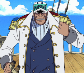 Drake (Non-Canon) in the anime