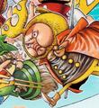 Kabu's Manga Color Scheme