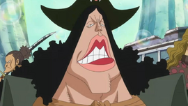 Lip Doughty in the anime