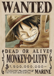 Monkey D. Luffy's Current Wanted Poster.png