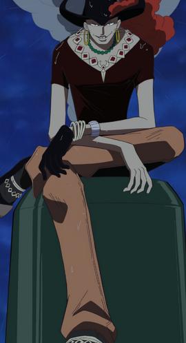 Nero in the anime