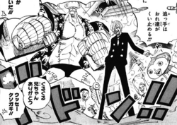 Sanji and Franky Protecting Children.png
