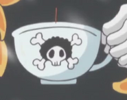 Brook's Anime Tea Cup