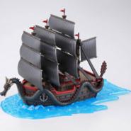 GSC Dragons ship maqueta armada