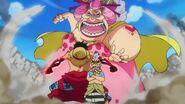 Luffy vs. O-Lin