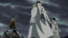 One Piece Film Strong World: Episode 0/Enfrentamientos