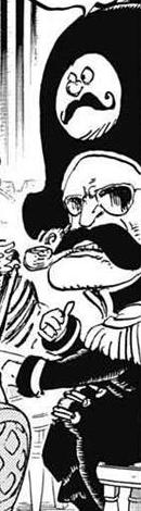 Charlotte Nusstorte in the manga