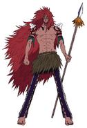 Kalgara Anime Concept Art
