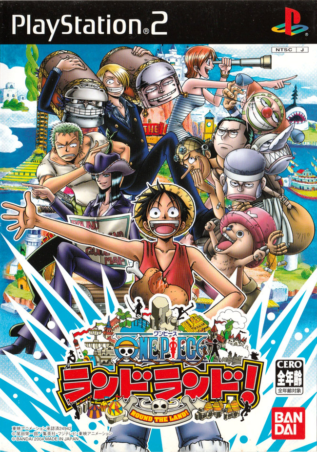 One Piece: Round the Land