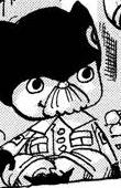 Cosmo en el manga