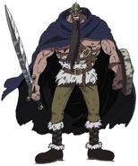 Dorry Anime Concept Art