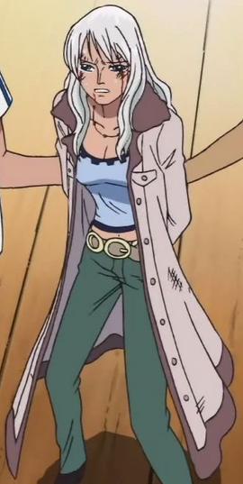 Нико Ольвия в аниме