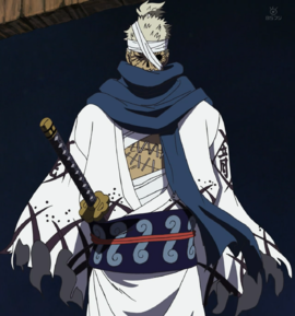 Ryuma dalam anime