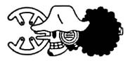 Usopp's Post Timeskip Jolly Roger