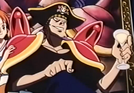 Ganzack in the anime