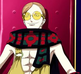 Ratchet en el anime