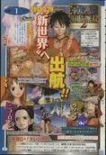 One Piece Musou Battle Jugables