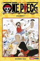 One Piece Volume 1 in Mexico