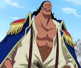 Bluejam in the anime