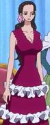Viola's Second Dressrosa Outfit