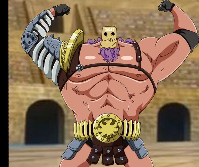 "Senshi""The Gladiator"""