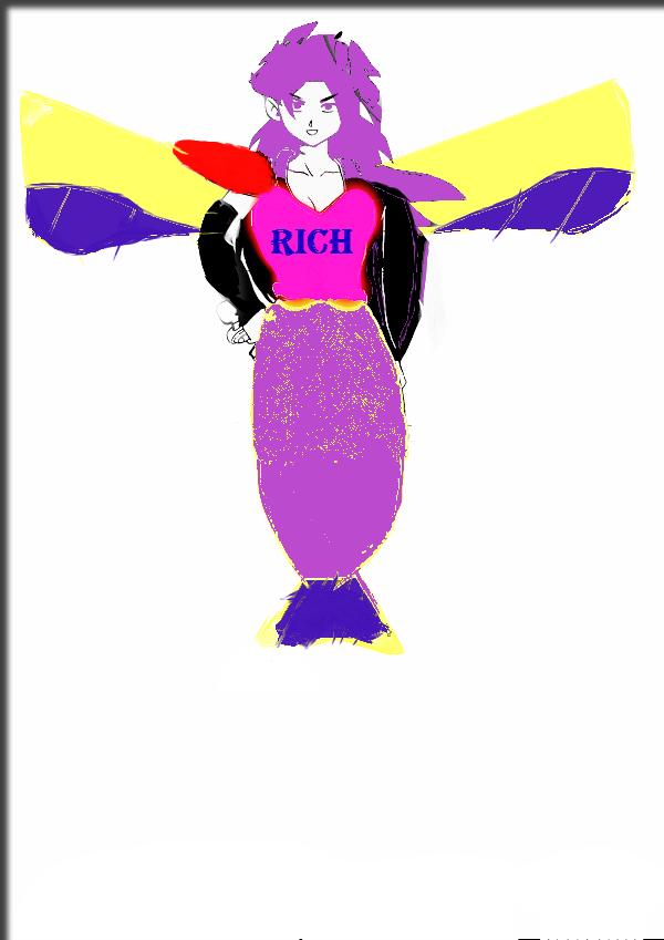 'Sea Sky' Violet